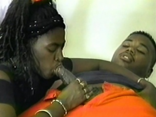 Come join these two horny Black bitches as they pamper their cock...