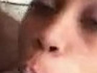 Smokescreen ghetto pecker ends nigh in the ebonies mouth