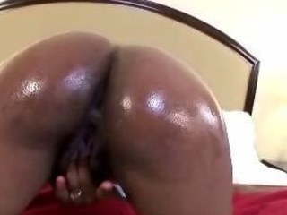 Sweet 18yo sista gets doggyfucked in interracial POV scene