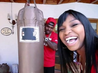 Nikki Ford Sneaks Be guided by Going in To Swell up Her Neighbors bbc