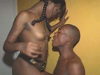 Jamaican sweetheart fucked VERY hard