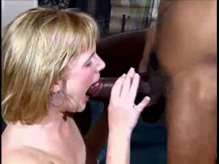Horny Milf Wants A Black Dick