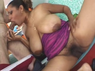 Hirsute  Fat Black Mature Love Fat Cock by TRROC