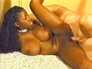 Randy bitch Vanessa Blue enjoys a hard vagina pounding