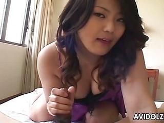 Hawt Hitomi Nakagawa best oral pleasure ever