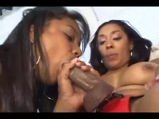 Black chicks and their sex toys