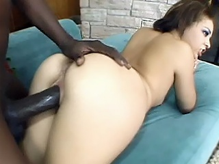 See brunette pornstar Tia Sweets hardcore sex video as she and her...