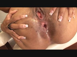 Darksome Anal Creampies #6