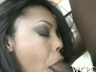 Babe gets ass cumcovered
