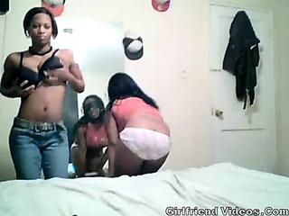 Black Cam Lesbians