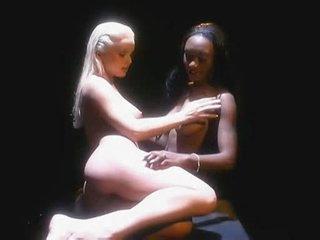 Silvia saint and Africa