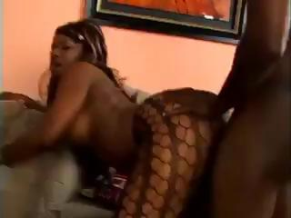 Ebony Star Cinnabunz in `Black Goddess 2`