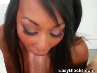 White On Black Ex Girlfriend Point Of View