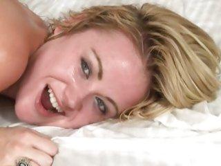 Sindee Jennings is fucked full of big dark cock