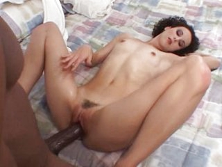 Young wife cheats with 14 inch black stud