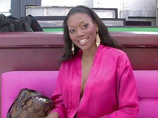 Alix Amillion, Dariel Dukes, Dior Millian and Tha Wizard are all in this behind the scenes movie scene talking about what's coming up in their hawt and steamy movie discharges but, some of those honeys receive carried away and start taking off their underware prematurely so they can receive warmed up by rubbing their concupiscent fur pie and massaging their large natural boobs. U'll even receive to watch a little dry humping on the sofa cuz those actors do receive concupiscent for real and sometimes they can't control themselves.