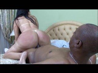 Latin Ass  - Soraya Carioca and a large cock