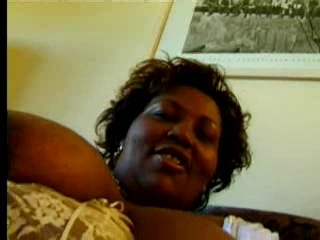 Black BBW Granny Slobs and Fucks BWC