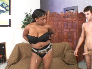 BBW Ebony Sex with Big Titties
