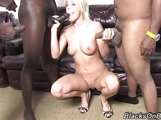 Brittany Angel Gangbang (HD)