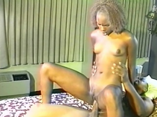 Hail to the cumming of this Black beauty slut, and she's perfectly...