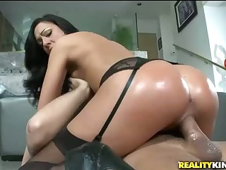 Big Round Ass of Tiffany Brookes  In Act